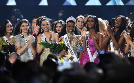 Miss Universe 2019 Zozibini Tunzi, of South Africa, is crowned onstage at the 2019 Miss Universe Pageant at Tyler Perry Studios on December 08, 2019 in Atlanta, Georgia. Picture: AFP